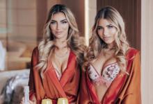 Photo of Эффектные итальянские сестры-«барби» сели накарантин