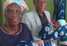 Photo of Женщина родила двойню в68летпосле 43летпопыток завести ребенка