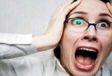 Photo of Каквывести девушку изнепрекращающейся истерики