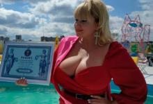 Photo of Найдена обладательница самой большой натуральной груди Украины