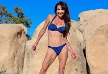Photo of «Вечно молодая» 51-летняя женщина раскрыла секрет привлекательной фигуры