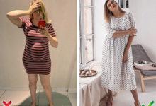 Photo of 5ошибок привыборе платьев длядевушек сразмером больше L
