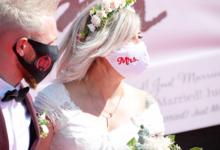 Photo of Защитные маски длясвадебной церемонии назвали уродством ивысмеяли всети