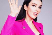 Photo of Юлия Зимина похвасталась идеальной фигурой вкрасном купальнике