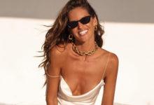 Photo of Изабель Гулар показала грудь иидеальный загар нановых летних снимках