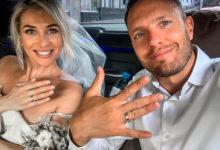 Photo of Ведущий Первого канала впервые женился