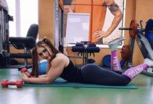 Photo of Ангел соштангой: красотка шокирует своими мышцами