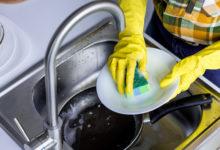 Photo of Почему посуду нельзя мыть губкой