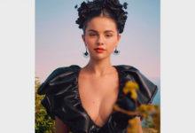 Photo of Селена Гомес попала наобложку журнала внаряде сглубоким декольте