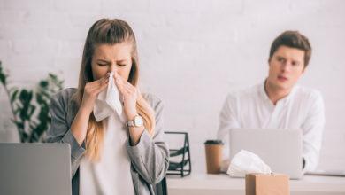 Photo of Какнеподхватить вирус, когда вофисе чихают
